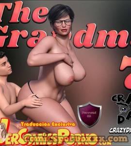 Hentai Porno - Grandma #7 - porno-3d