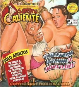 Hentai Porno - Sangre Caliente #40 - mexicanos