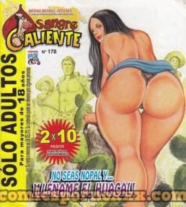 Hentai Porno - Sangre Caliente #178 - mexicanos