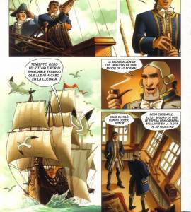 Hentai Porno - Black Wade (Cartoon Completo sobre Piratas Gay) - comics-gay