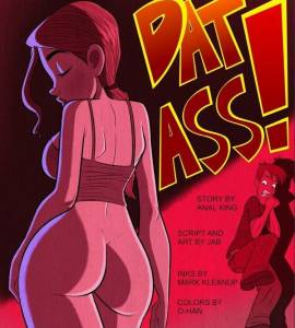 Hentai Porno - DAT Ass! (Sexo Anal Caliente entre Madre e Hijo) - comics-porno-xxx