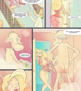 Hentai Porno - El Viejo Jefferson #2 - comics-porno-xxx